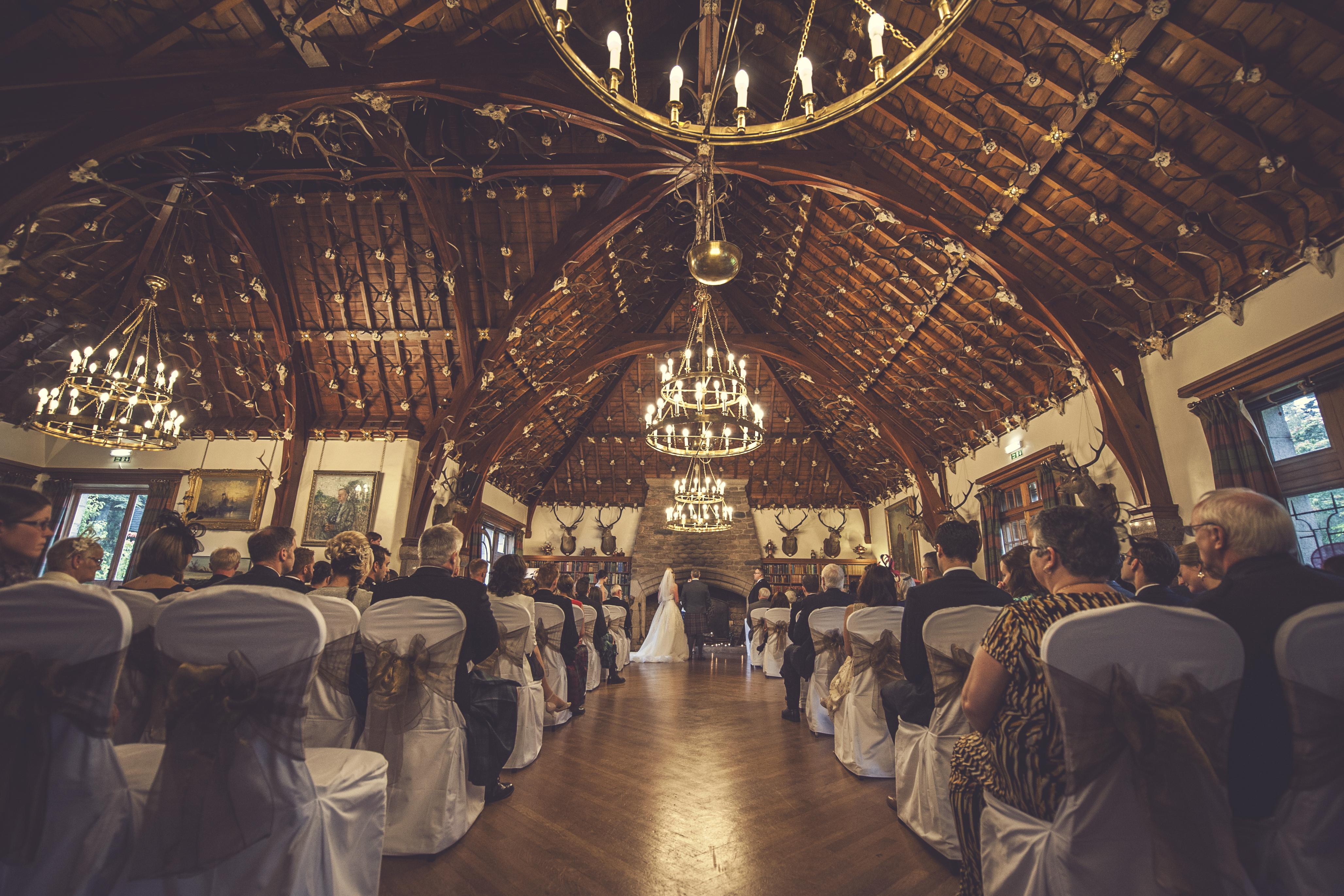 A Fairytale Wedding Venue With Beautiful Ballroom