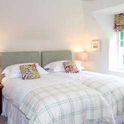 Butler's Lodge Twin Bedroom