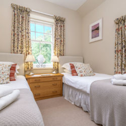 Woodend Twin Room
