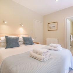 Woodend Master Bedroom