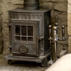 Rowan Cottage Fireplace