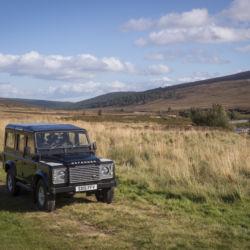Land Rover Safaris