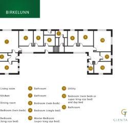 Birkelunn floor plan