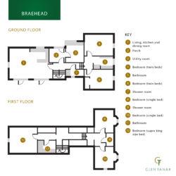 Braehead floor plan
