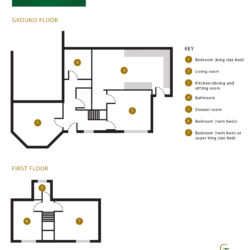 Butlers lodge floor plan