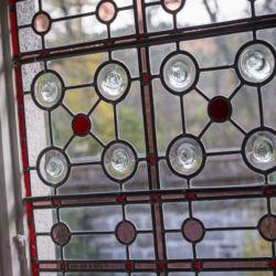 Butler's Lodge window