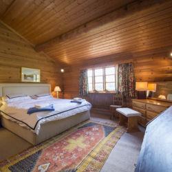 Birkelun master bedroom