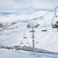 Glenshee ski resort