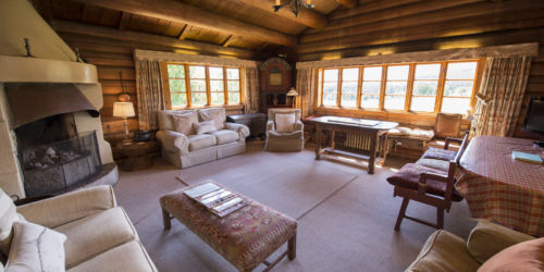 Birkelunn sitting room