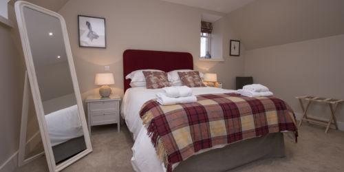 East Millfield Double Bedroom