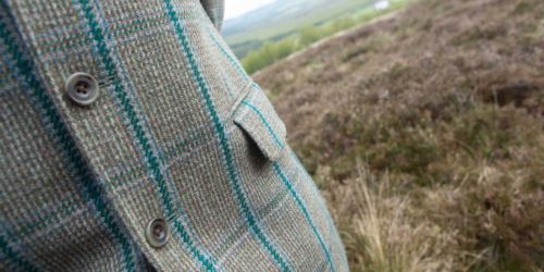 Glen Tanar Tweed Pattern