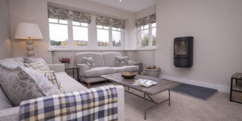 East Millfield sittingroom