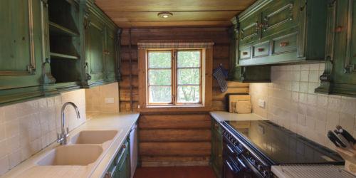 Birkelunn kitchen