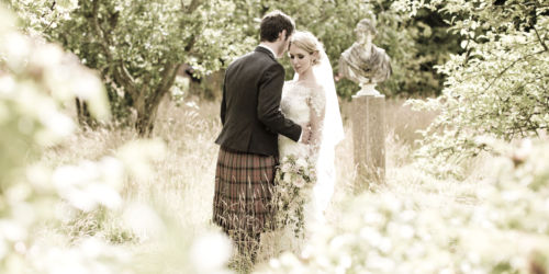 Our romantic Scottish setting creates the perfect backdrop