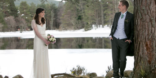 Magical winter weddings