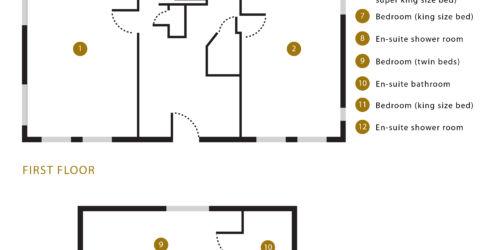 East Millfield floor plan