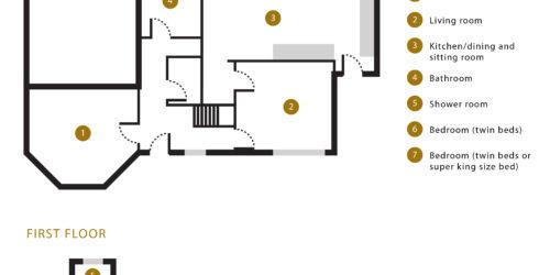 Butlers lodge floor plan