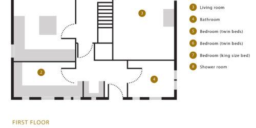 Candycraig floor plan