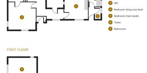 West Millfield floor plan
