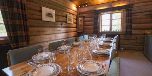 Birkelunn dining room