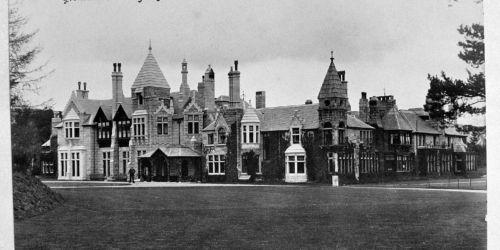 Glen Tanar House 1920