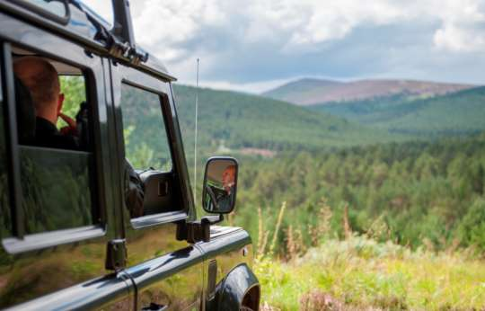 Highland Safaris Royal Deeside Scotland