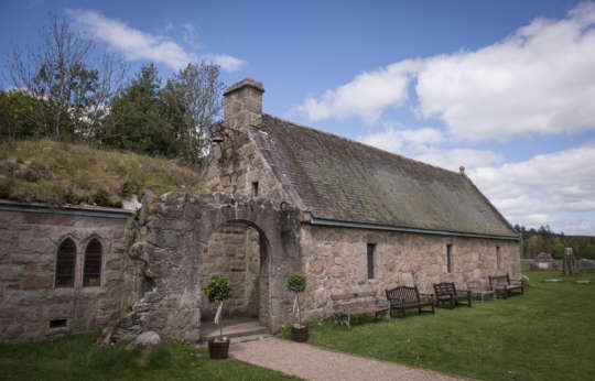 Private Chapel Wedding Destination Scotland