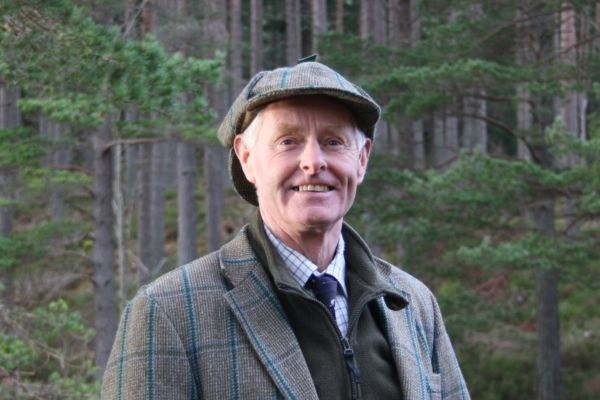 48 years a ghillie and gamekeeper...