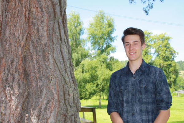 A day in the life of a trainee forester