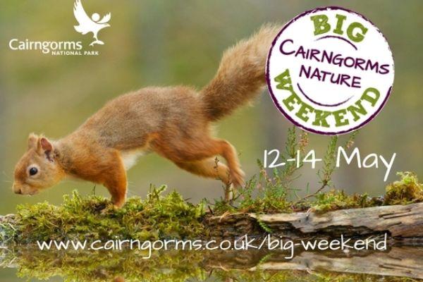 Cairngorms Nature BIG Weekend