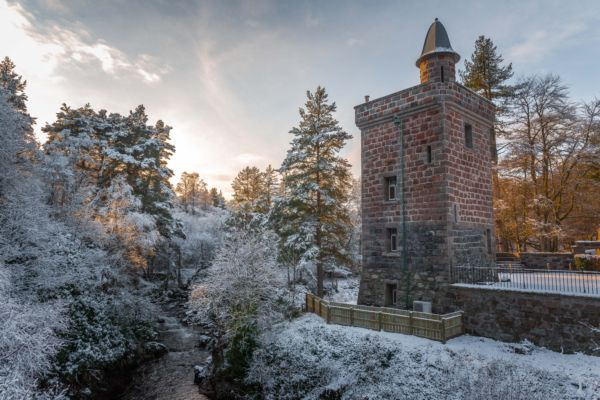 10 Reasons why your next luxury Highland escape should be at the Tower O'Ess