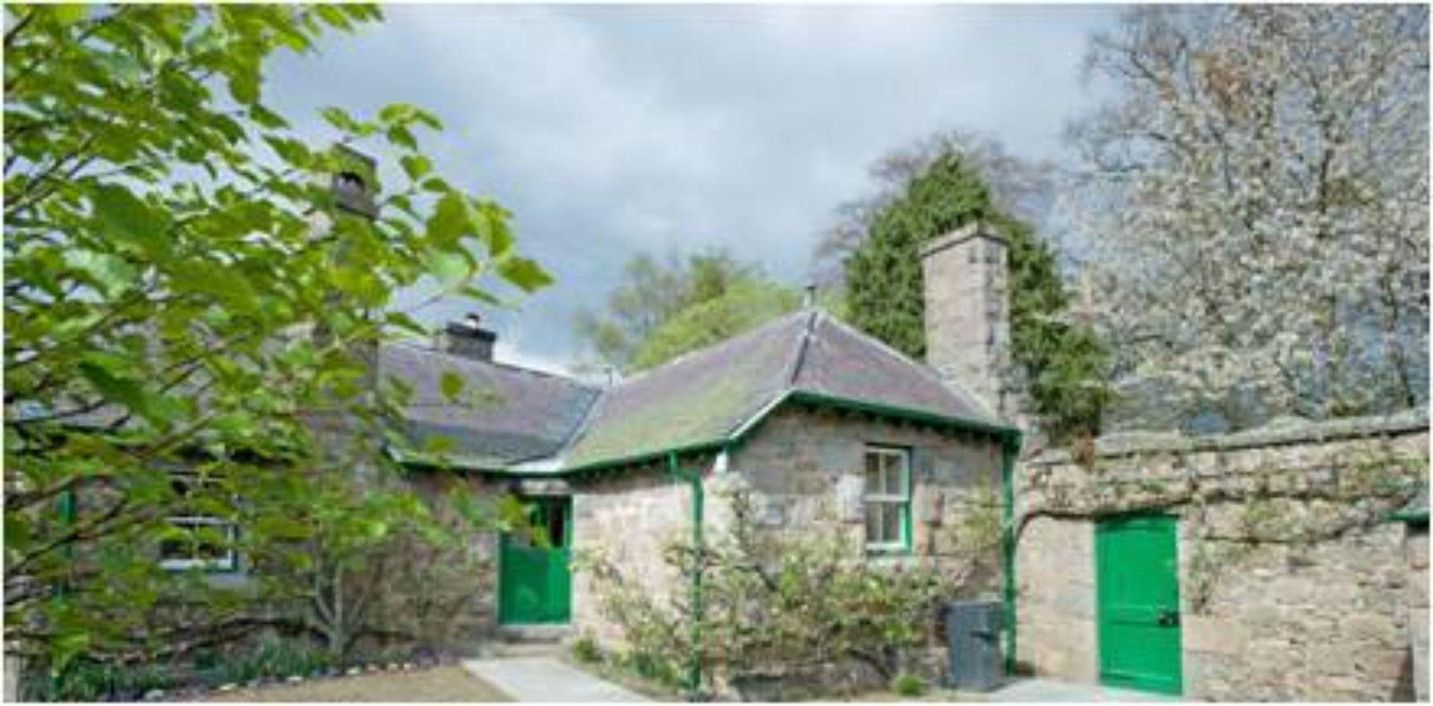 Garden Cottage Exterior