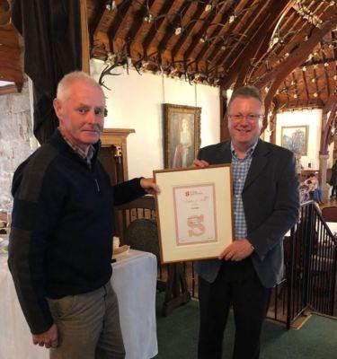 Colin Espie Sle Award 2