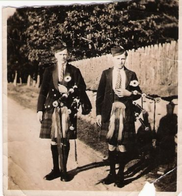 Glen Tanar 1922