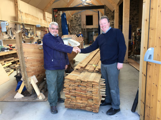 Glen Tanar Timber