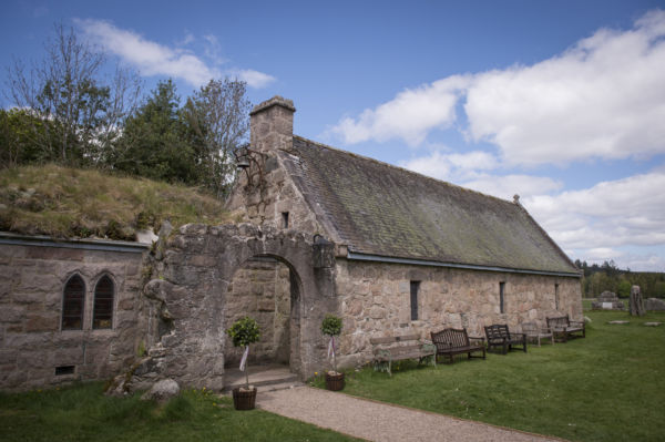 St Lesmo's Chapel Wedding Destination Scotland