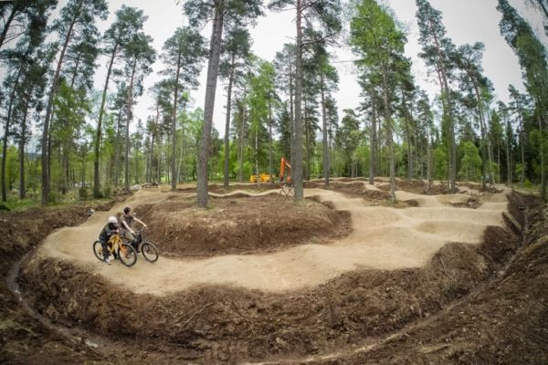The Pump Track Small