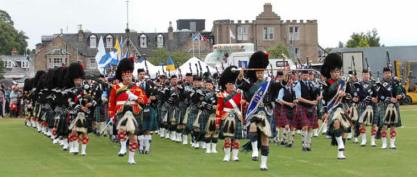 Aboyne Highland Games