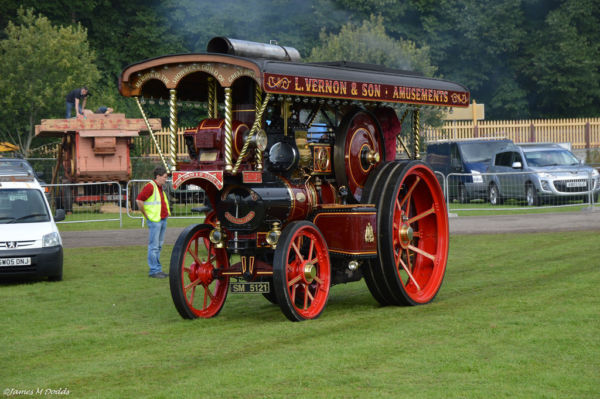 Deeside Steam Rally
