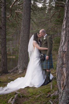 dream wedding glen tanar