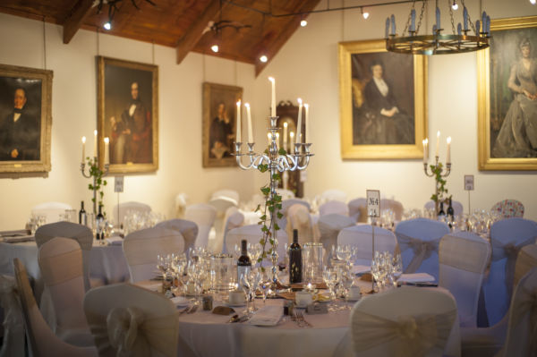 wedding dining glen tanar