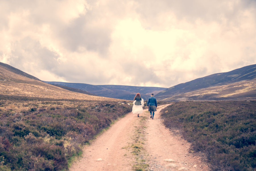 Runaway Romance at Glen Tanar