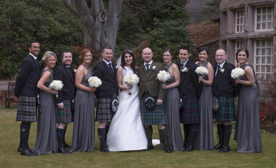 Top 5 reasons for a Glen Tanar wedding